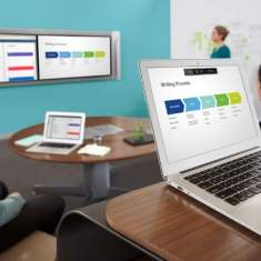 officebase, Steelcase, media:scape, Virtual PUCK