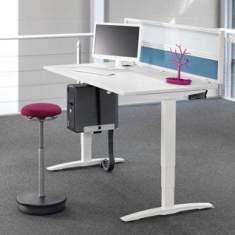 officebase, HAWORTH, TC600USD Tischsystem