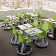 officebase, Steelcase, node