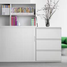 officebase, Lista Office LO, One, Rollladenschrank LO One