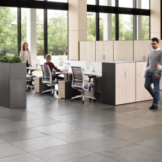 officebase, Steelcase, Volum Art