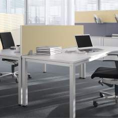 officebase, Preform, Decato, Akustik Trennwand Decato Modul