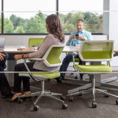 officebase, Steelcase, QiVi