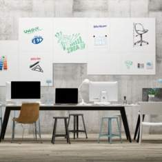 Legamaster, Whiteboard BOARD-UP