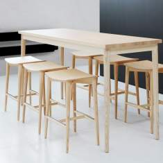 officebase, Skandiform, Oak Tisch