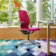 officebase, Steelcase, SILQ