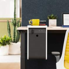 officebase, Steelcase, 1+1, Personal Console