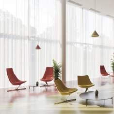 officebase, profim, chic, Chic Lounge