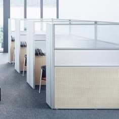 mobile stellw nde akustik trennw nde f rs b ro ch. Black Bedroom Furniture Sets. Home Design Ideas