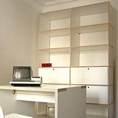 Weinkath, Schrank Regal System Tius