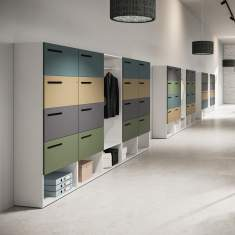 ergodata, wood'lockers