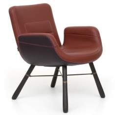 vitra, East River Chair Leather