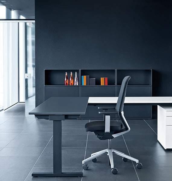 Echo Büromöbel | Schweizer Bürosysteme | officebase.ch