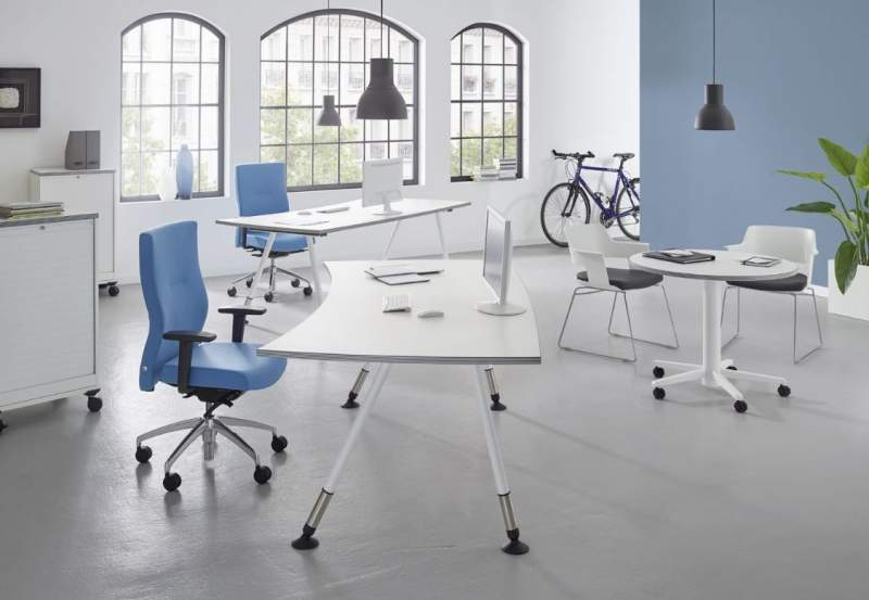 fm Büromöbel   Schreibtischsysteme & Bürostühle  
