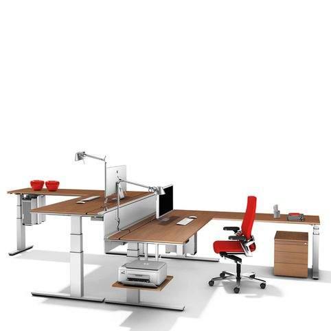 WINI Büromöbel Österreich | Schreibtische | Stauraum |
