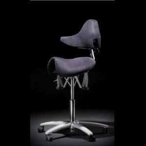 Haider Bioswing Bioswing Boogie Sattelsitzsattelstuhl Ergonomie