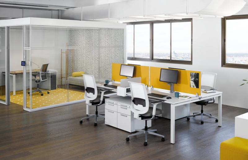 Steelcase | Büromöbel | Schreibtische | Bürostühle |