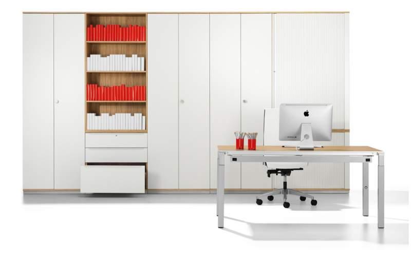 WINI Büromöbel Schweiz | Schreibtische | Stauraumsysteme |