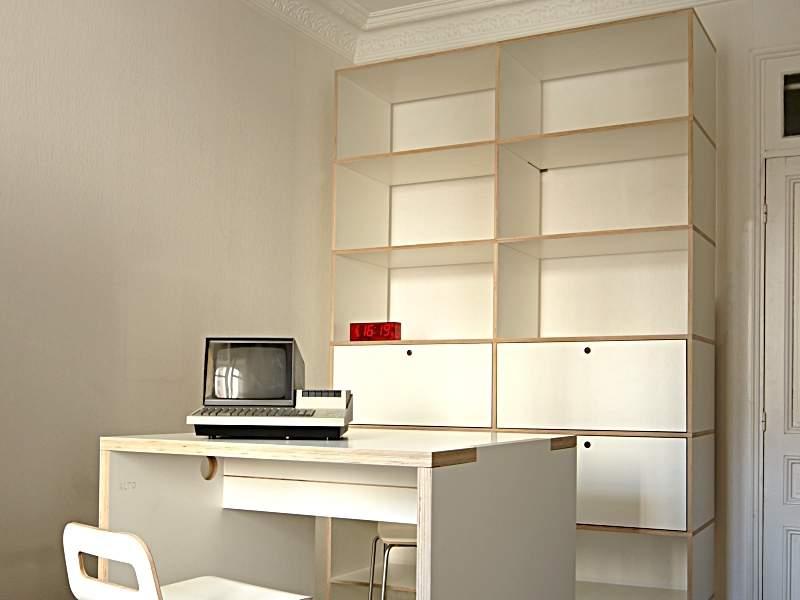 Plan W Norderstedt | Werkstätte für Räume | Büromöbel |