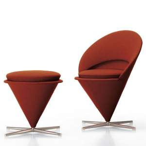 Cone Chair & Cone Stool